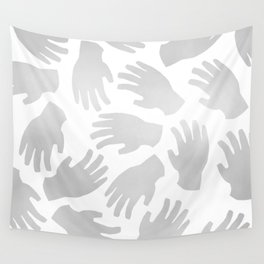 Hands On Wall Tapestry