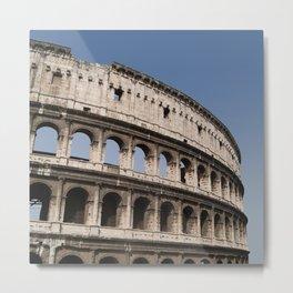 Colosseum - Roma Metal Print