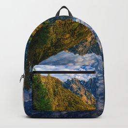 Pictures USA Jenny Lake Grand Teton Nature mountai Backpack
