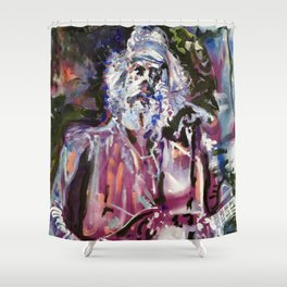 Estimated Prophet Shower Curtain