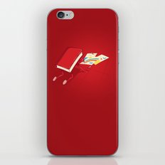 coloring book iPhone & iPod Skin