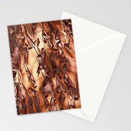 MADRONA TREE BARK Stationery Cards