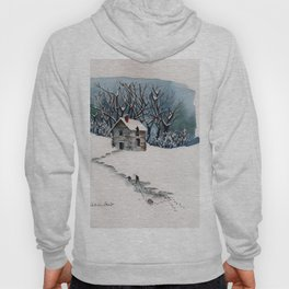 The Winter Hill Hoody