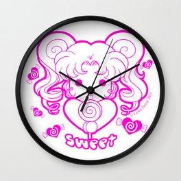 Kawaii Kiddies Cute Sweet Wall Clock