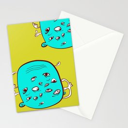 Fluff the Take Stationery Cards