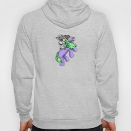 Creature on Horseback Hoody