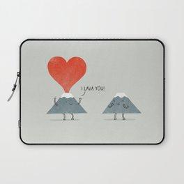 I Lava You Laptop Sleeve