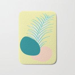 Spring Palm #society6 #spring Bath Mat