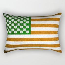 Irish American 015 Rectangular Pillow