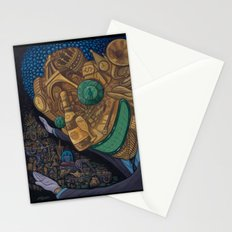 The Hard Sell Stationery Cards