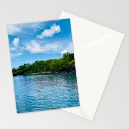 St. Lucia Bay Stationery Cards