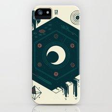 Crescent iPhone (5, 5s) Slim Case