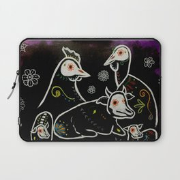 For The Ghosts Laptop Sleeve