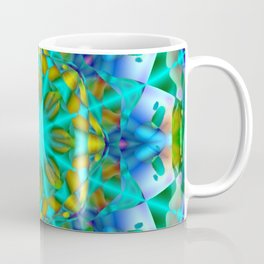 Abstract Flower ZZ SSS Coffee Mug