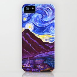 Maui Starry Night iPhone Case