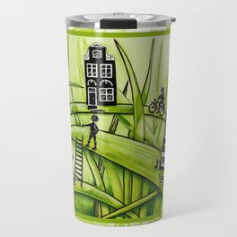 The Green Grass of Home #3 Travel Mug