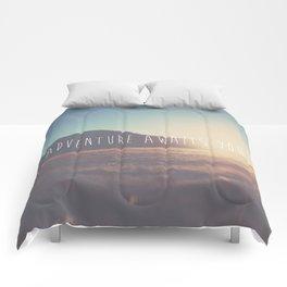 adventure awaits you ... Comforters
