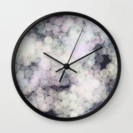 Tres Sunsray Wall Clock