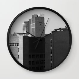 Curitiba (2012) Wall Clock