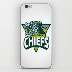 Forest Moon Chiefs iPhone & iPod Skin