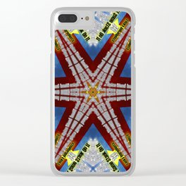 Stank 4 Clear iPhone Case