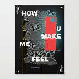 DJ Sienfeld Print Canvas Print