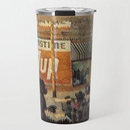 Pastime Travel Mug