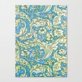 William Morris - Cornflower - Digital Remastered Edition Canvas Print