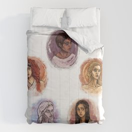 THE WIVES Comforters