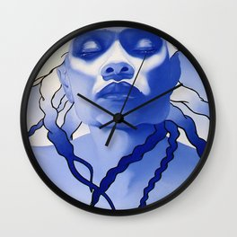 Blue Kee Wall Clock