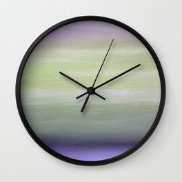 Neopolitan Landscape Wall Clock