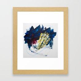 Lethargy Framed Art Print
