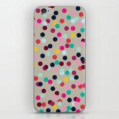 Confetti #2 iPhone & iPod Skin
