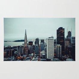 San Francisco Financial District Rug