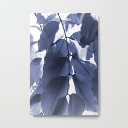Leaves V Metal Print