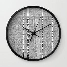 listening to the radio Wall Clock
