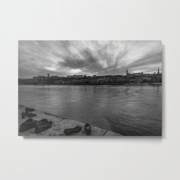 Dark hours Metal Print