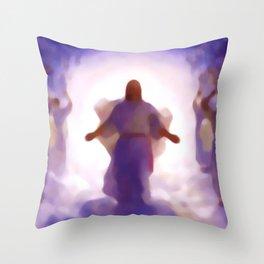 Christ-Kay Throw Pillow