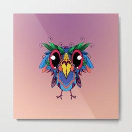 Odd Bird   Metal Print