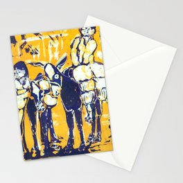Down Mexico Way         by Kay Lipton Stationery Cards