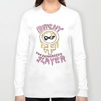 buffy Long Sleeve T-shirts featuring Buffy Spin-off  by TheFrizzKid
