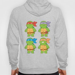 Turts and Emotes Hoody