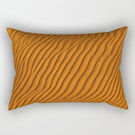 Sand dunes Rectangular Pillow