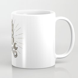 Jolly Robot 02 Coffee Mug