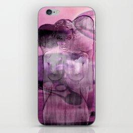 P I N K iPhone Skin