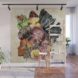 Black Beauty Wall Mural