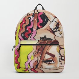 Illustration of Lucky Backpack