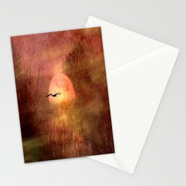 Morning hour Stationery Cards