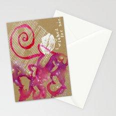 Sammi's Valentine Stationery Cards