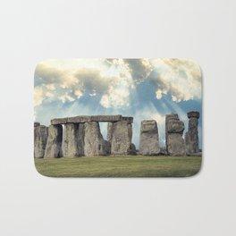Stonehenge V Bath Mat